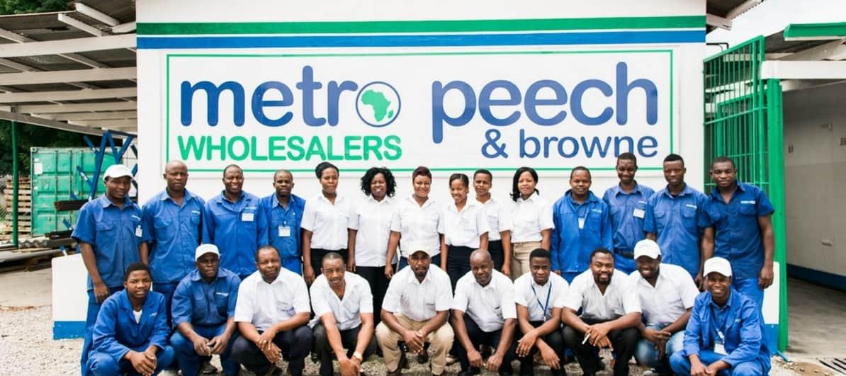 Metro Peech & Browne Murewa Team