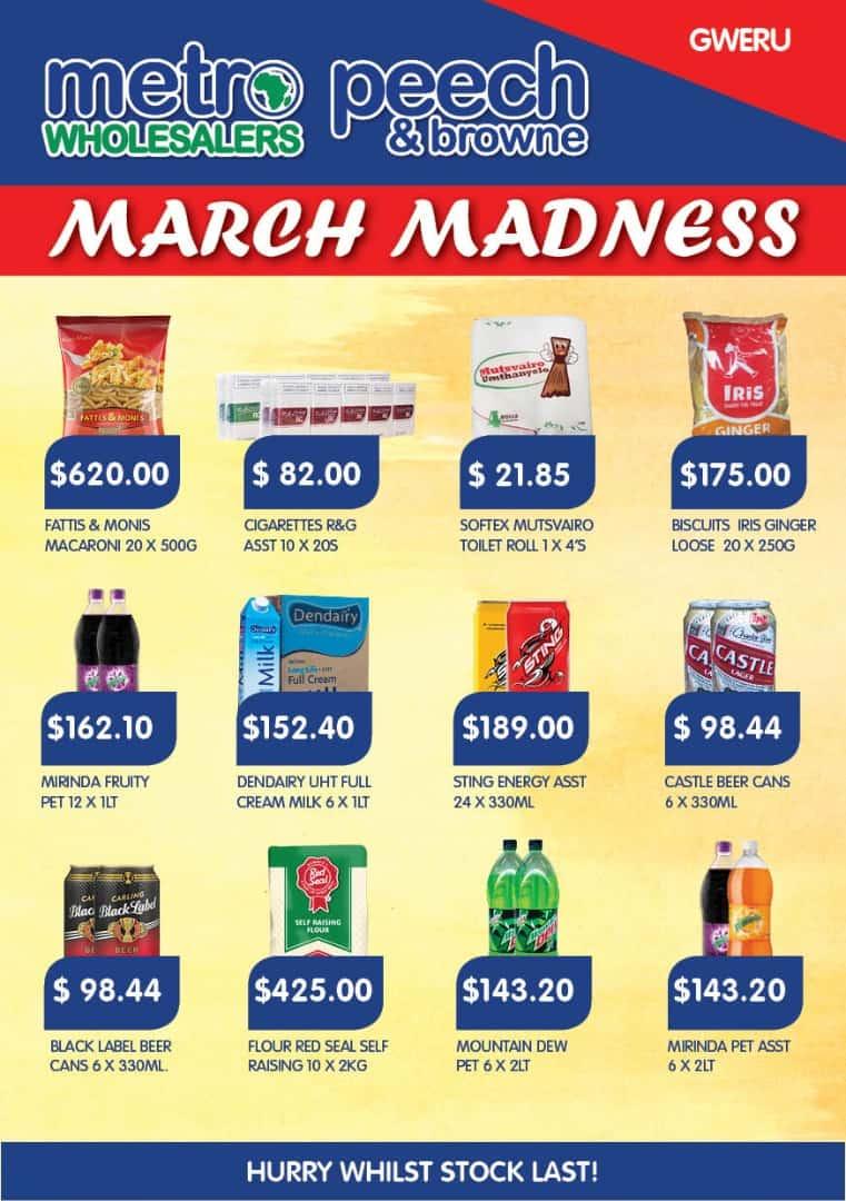 Gweru March Madness